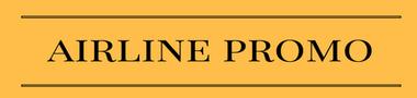 Airline Promo